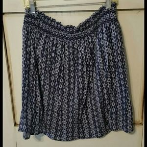 Cute Navy Blue skirt